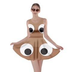 Poo Happens Skater Dress