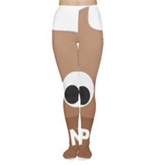 Poo Happens Women s Tights