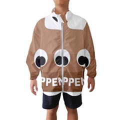 Poo Happens Wind Breaker (kids)