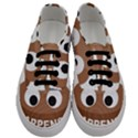 Poo Happens Men s Classic Low Top Sneakers View1