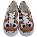 Poo Happens Kids  Classic Low Top Sneakers View1