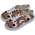 Poo Happens Kids  Classic Low Top Sneakers View2