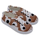 Poo Happens Kids  Classic Low Top Sneakers View3
