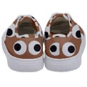 Poo Happens Kids  Classic Low Top Sneakers View4