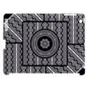 Wavy Panels Apple iPad 3/4 Hardshell Case (Compatible with Smart Cover) View1