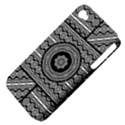 Wavy Panels Apple iPhone 4/4S Hardshell Case (PC+Silicone) View4