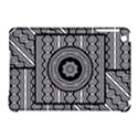 Wavy Panels Apple iPad Mini Hardshell Case (Compatible with Smart Cover) View1