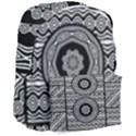 Wavy Panels Giant Full Print Backpack View3