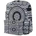 Wavy Panels Giant Full Print Backpack View4