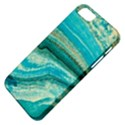 Mint,gold,marble,nature,stone,pattern,modern,chic,elegant,beautiful,trendy Apple iPhone 5 Classic Hardshell Case View4