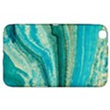 Mint,gold,marble,nature,stone,pattern,modern,chic,elegant,beautiful,trendy Samsung Galaxy Tab 3 (8 ) T3100 Hardshell Case  View1
