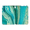 Mint,gold,marble,nature,stone,pattern,modern,chic,elegant,beautiful,trendy Galaxy Note 1 View1
