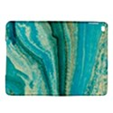 Mint,gold,marble,nature,stone,pattern,modern,chic,elegant,beautiful,trendy iPad Air 2 Hardshell Cases View1