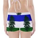 Flag of Cascadia Boyleg Bikini Wrap Bottoms View2