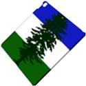 Flag of Cascadia Apple iPad Pro 10.5   Hardshell Case View5