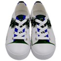 Flag of Cascadia Kids  Low Top Canvas Sneakers View1