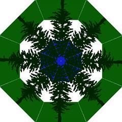 Flag Of Cascadia Golf Umbrellas