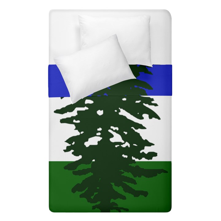 Flag of Cascadia Duvet Cover Double Side (Single Size)