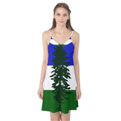 Flag Of Cascadia Camis Nightgown