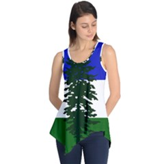 Flag Of Cascadia Sleeveless Tunic