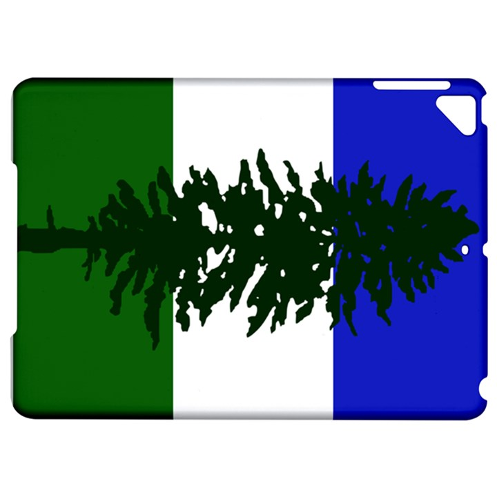 Flag of Cascadia Apple iPad Pro 9.7   Hardshell Case