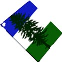Flag of Cascadia Apple iPad Pro 12.9   Hardshell Case View4