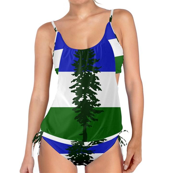 Flag of Cascadia Tankini Set
