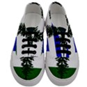 Flag of Cascadia Men s Classic Low Top Sneakers View1