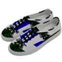 Flag of Cascadia Men s Classic Low Top Sneakers View2