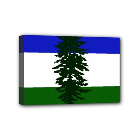 Flag Of Cascadia Mini Canvas 6  X 4