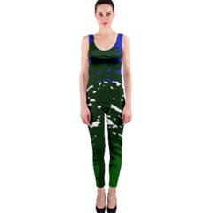 Flag Of Cascadia Onepiece Catsuit