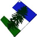 Flag of Cascadia Apple iPad Pro 12.9   Hardshell Case View5