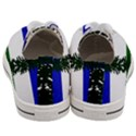 Flag of Cascadia Women s Low Top Canvas Sneakers View4