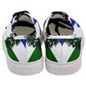Flag of Cascadia Women s Classic Low Top Sneakers View4