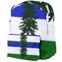 Flag of Cascadia Giant Full Print Backpack View4