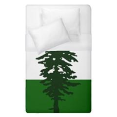 Flag Of Cascadia Duvet Cover (single Size)