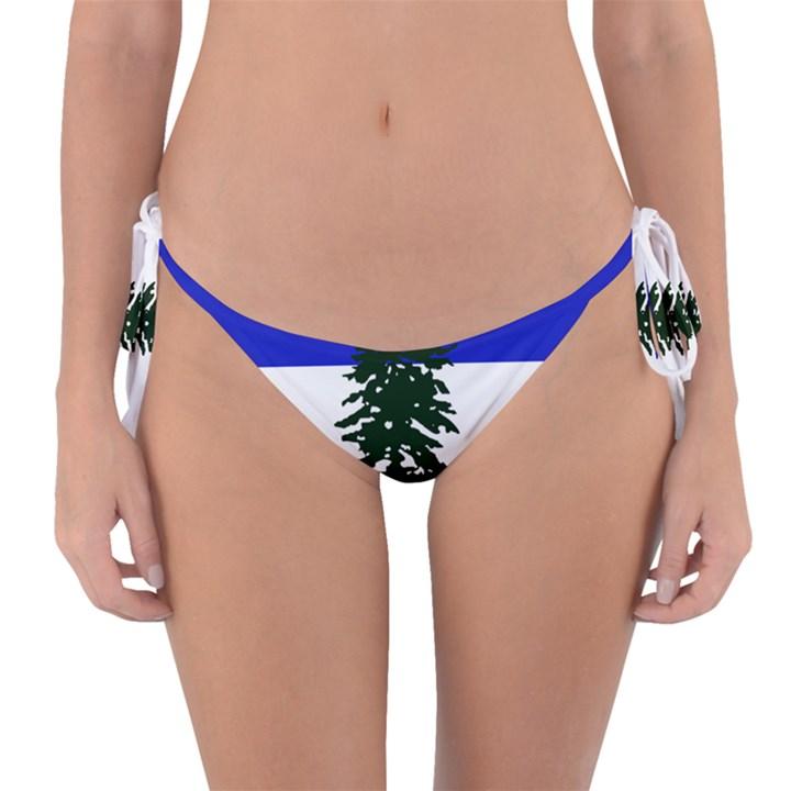 Flag of Cascadia Reversible Bikini Bottom