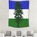 Flag of Cascadia Medium Tapestry View2