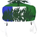 Flag of Cascadia Full Print Backpack View4