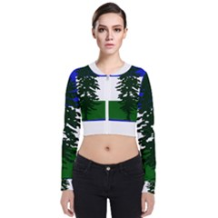 Flag Of Cascadia Bomber Jacket