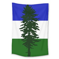 Flag Of Cascadia Large Tapestry