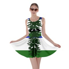 Flag Of Cascadia Skater Dress