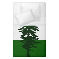 Flag Of Cascadia Duvet Cover (single Size)