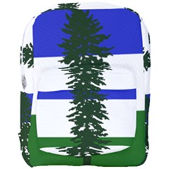 Flag Of Cascadia Full Print Backpack