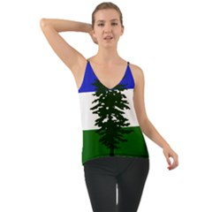 Flag Of Cascadia Cami