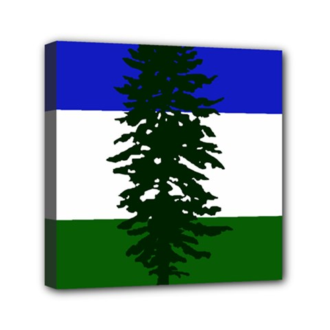 Flag 0f Cascadia Canvas Travel Bag