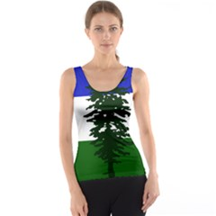 Flag 0f Cascadia Tank Top