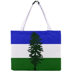 Flag 0f Cascadia Mini Tote Bag