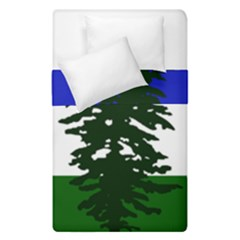 Flag 0f Cascadia Duvet Cover Double Side (single Size)