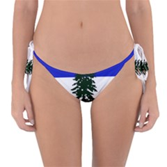 Flag 0f Cascadia Reversible Bikini Bottom